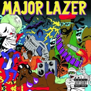 "Major Lazer ""Guns Don't Kill People, Lazers Do"""