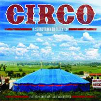 cover for Calexico     -   Circo