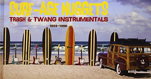 Buy VARIOUS ARTISTS – Surf-Age Nuggets: Trash & Twang Instrumentals: 1959-1966 New or Used via Amazon