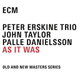 Buy Peter Erskine Trio: As It Was New or Used via Amazon