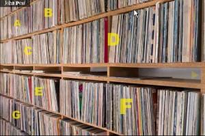 John Peel Record Collection