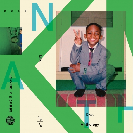 Buy  KNX – Anthology from Stones Throw