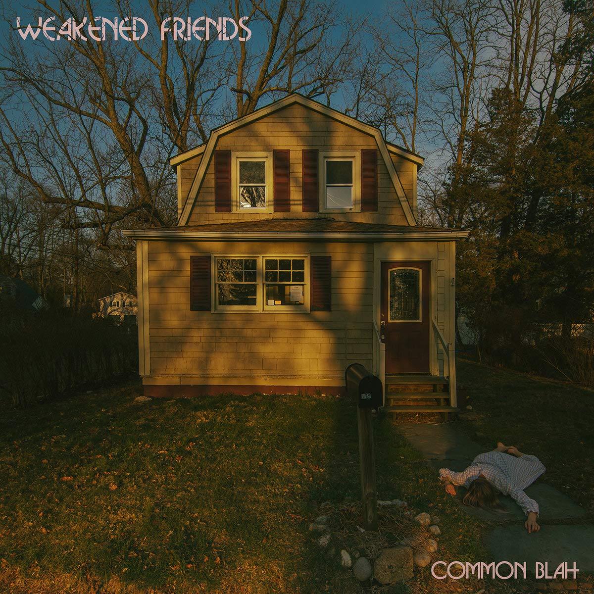 Buy Weakened Friends - Common Blah  New or Used via Amazon
