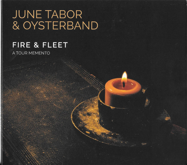 Buy JUNE TABOR & OYSTERBAND- Fire & Fleet New or Used via Oysterband