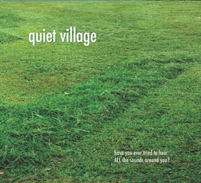 Buy Various Artists - Quiet Village via Earwaker