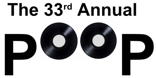 33rd Annual Poop