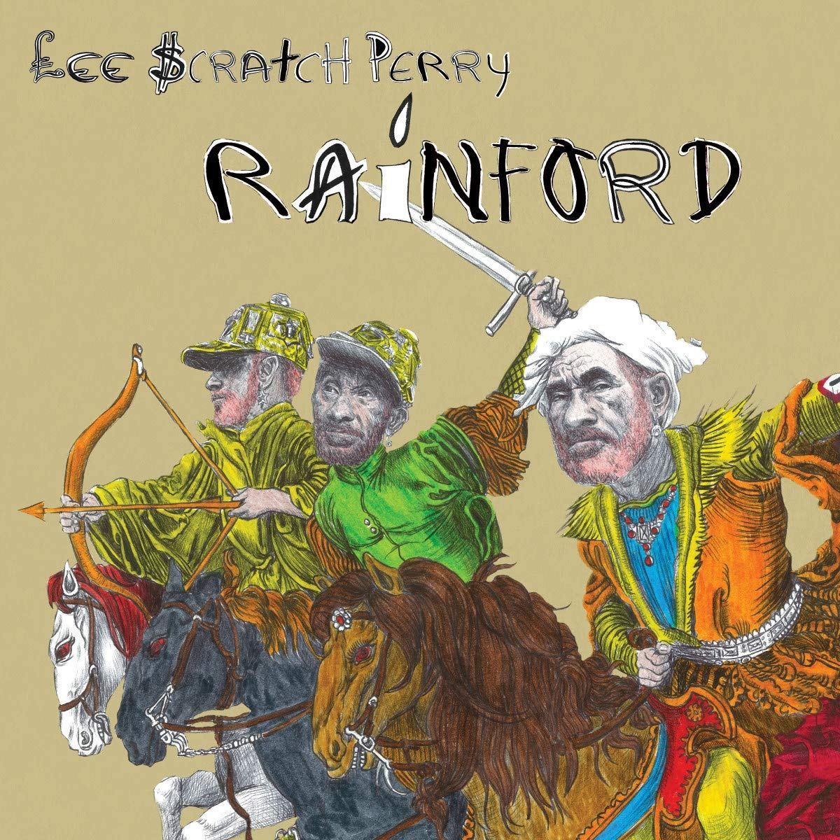 Buy Lee 'Scratch' Perry - Rainford New or Used via Amazon