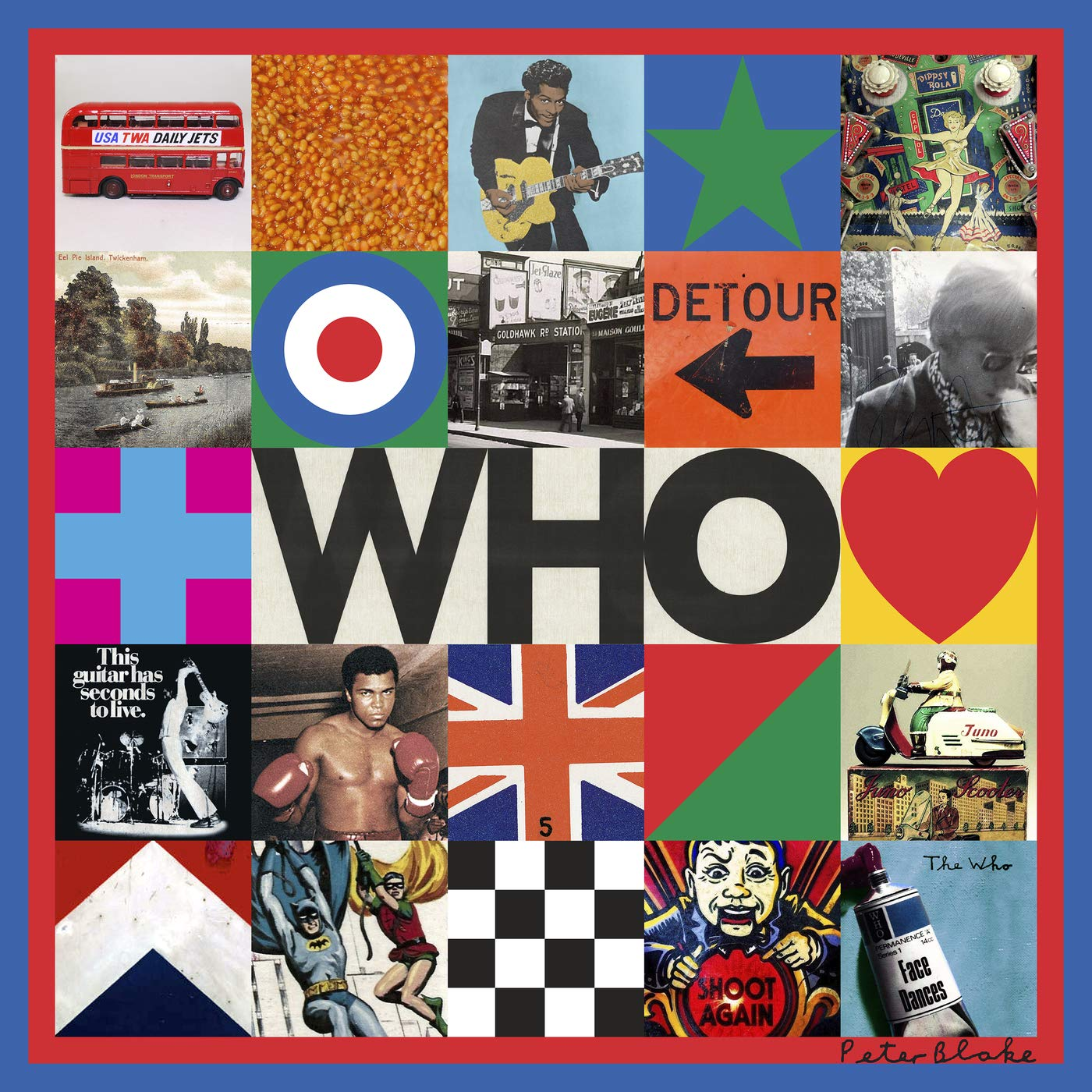 Buy The Who - Who New or Used via Amazon